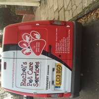 Rachels pet care services logo