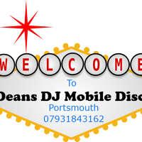 Deans DJ Mobile Disco logo
