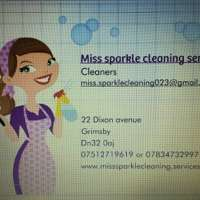 Miss sparkle cleaning services