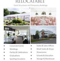 Relocatable Ltd - Event Structures and Semi Permanent Buildings  logo