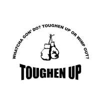 Toughen Up logo