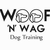 Woof 'n' Wag Dog Training logo
