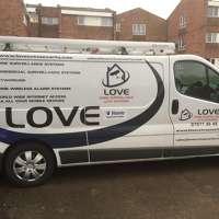 Love CCTV Security logo