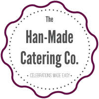 The Han-Made Catering Co. logo