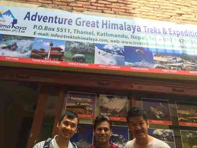 Photo by Adventure Great Himalaya Treks and Expedition