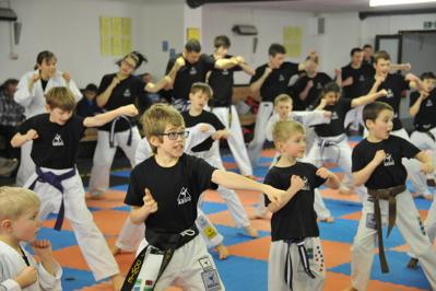 Photo by Aegis Martial Arts & Leadership Academy