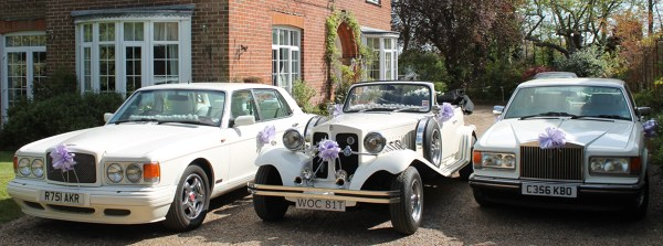 Photo by Aisle of Dreams Wedding Cars