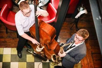 Photo by Alex Hitchcock – Saxophonist