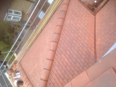 Photo by Alyward roofing