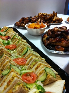Photo by Americano's Event Catering