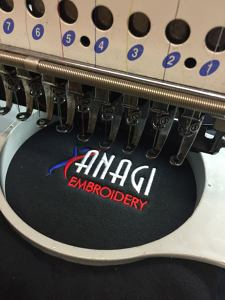 Photo by Anagi Embroidery