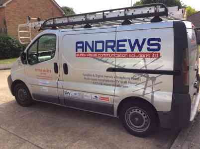 Photo by Andrews audio + visual communications solutions ltd