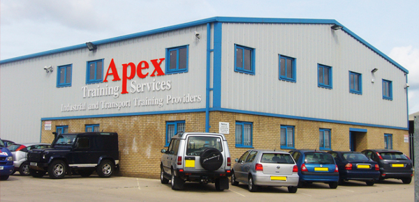 Photo by Apex Training Centres UK Ltd