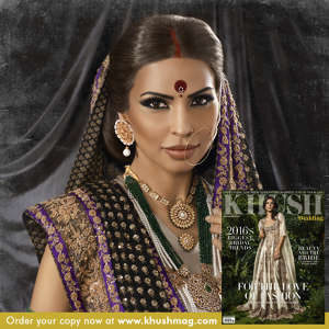 Photo by Asian Bride Makeup By Anita Pillai