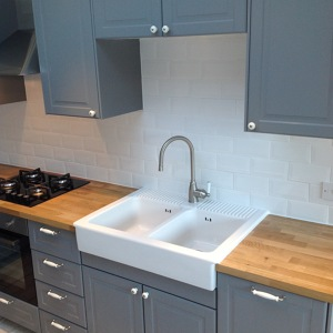 Photo by AW Kitchen fitter