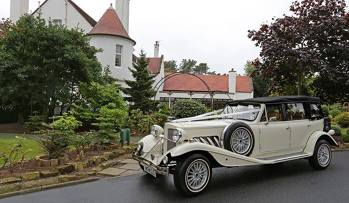 Photo by Ayrshire Wedding Cars