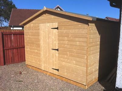 Barras Garden Sheds Co Reviews