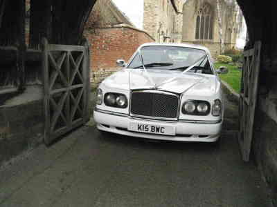 Photo by Bentley Wedding Car Hire Ltd