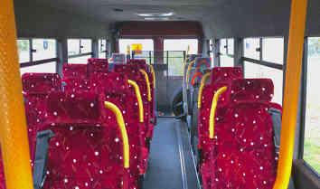 Photo by Both Lobharnaig Minibus Services