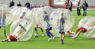 Photo by bubblefootballshop