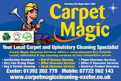 Photo by Carpet Magic Cleaning Services
