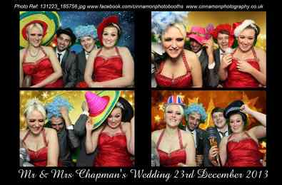 Photo by Cinnamon Photobooths