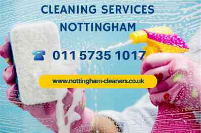 Photo by Cleaners Nottingham