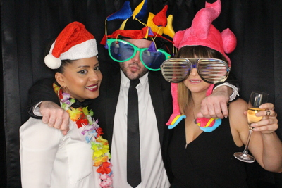 Photo by Click It photo booths