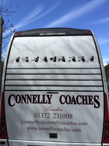 Photo by Connelly coaches