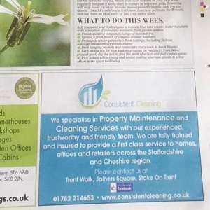 Photo by Consistent Cleaning Ltd