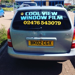 Photo by Cool View Window Film