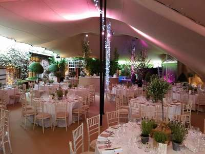 Photo by Countryside Events Marquee and Stretch tents
