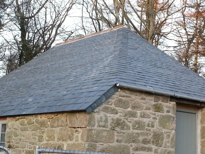 Photo by Dimensions Roofing
