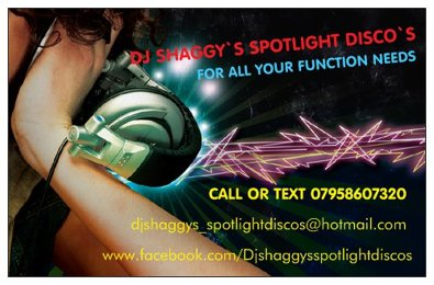 Photo by dj shaggys spotlight discos