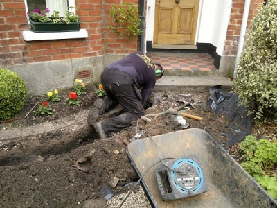 Dorset Property and Drainage Solutions   Bark Profile and
