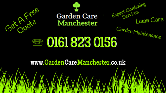 Photo by Garden Care Manchester