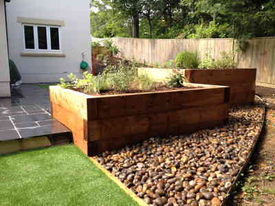 Photo by Giles Woodford Quality Landscaping