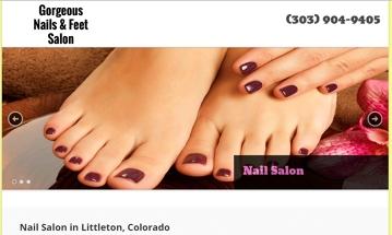 Photo by Gorgeous Nails & Feet Salon
