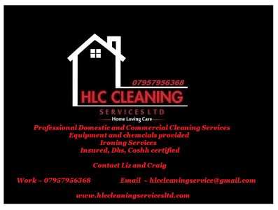 Photo by HLC Cleaning Services LTD
