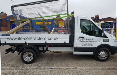 Photo by itc building and electrical contractors ltd