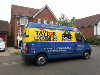 Photo by Taylor Locksmiths & Home Security