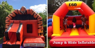 Photo by Jump and Slide Inflatables