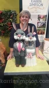 Photo by Karrin Simpson Cake Artist