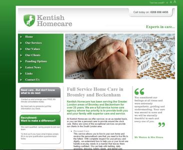 Photo by KENTISH HOMECARE AGENCY LIMITED