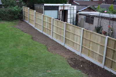 Photo by K & K Fencing and Soft Landscaping