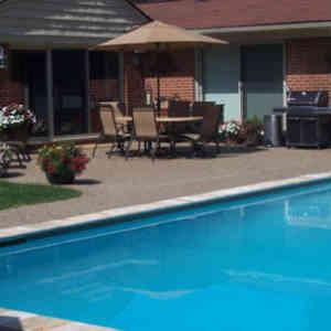 Photo by Knapp Bros. Pool Service Inc.