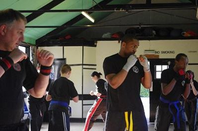 Photo by Langston Martial Arts Academy
