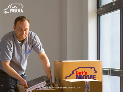 Photo by Lets Move Removals