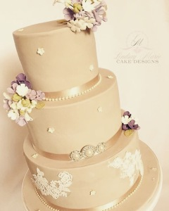 Photo by Lindsay Marie Cake Designs