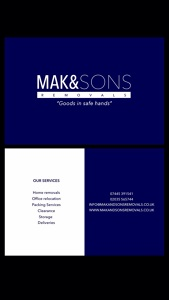 Photo by Makandsons Removals
